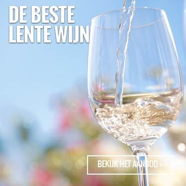 De beste lente wijn