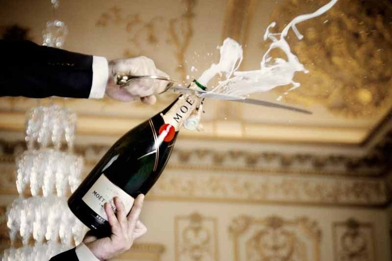 Champagne weken