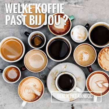 Qeuze in koffie