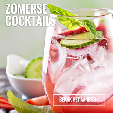 Zomerse cocktails